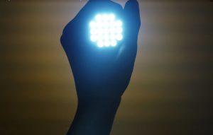Les propriétés caractéristiques de la lumière bleue