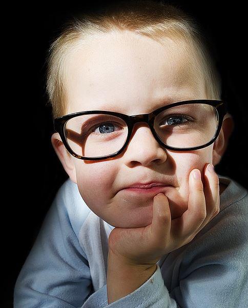 Vision de l'enfant : évolution et précautions à prendre